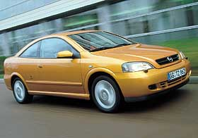 Opel Astra Coupe (2000 - ... )